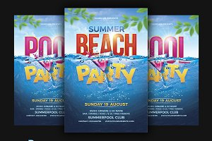 Beach Party / Pool Party