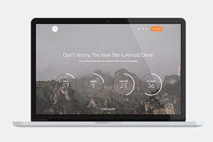 Fullview - Full Screen Landing Page