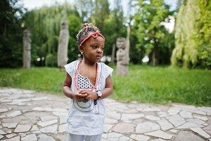 african baby girl