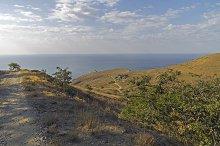 Crimea, Cape Meganom.