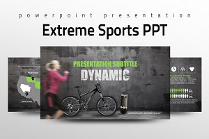 Extreme Sports PPT