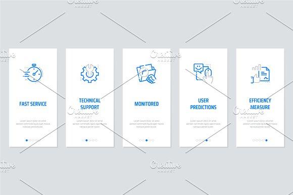 Customer Service Metaphors Cards