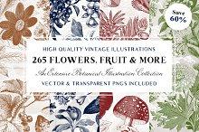 The Vintage Flowers & More Bundle