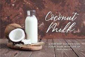 Coconut Milk Script
