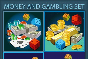 Money & Gambling Set