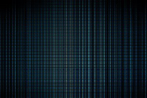 Blue tv luminophor texture background