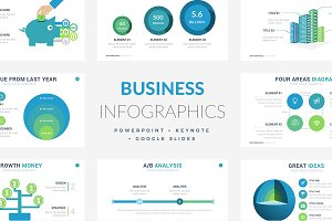 Business Infographics | PPT KEY GS