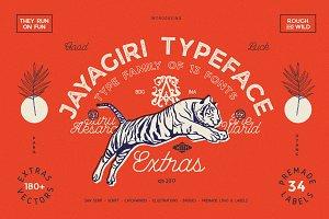 JA Jayagiri + Extras