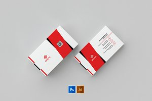 Business Card Template 43