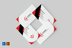 Business Card Template 44