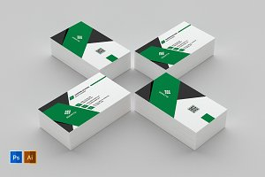 Business Card Template 46