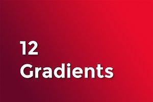 12 Gradients