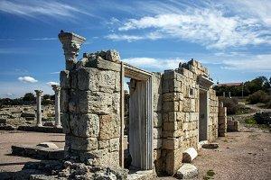 Columns Chersonese