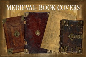 Medieval Book Covers