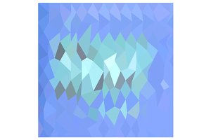 Lavender Abstract Low Polygon Backgr