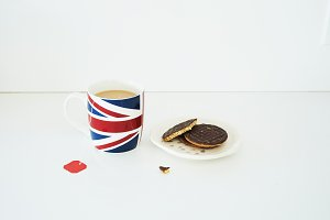 Tea & Biscuits