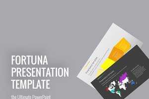 Fortuna presentation template