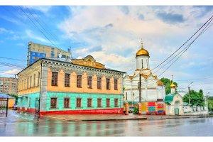 Holy Trinity Church in Ivanovo, Russia