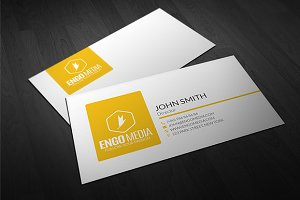 Creative Corporate Business Card 03