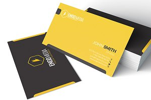 Creative Corporate Business Card 07