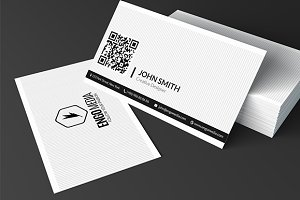 Creative Corporate Business Card 08
