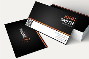 Creative Corporate Business Card 09