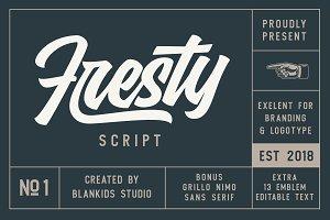 Fresty Script