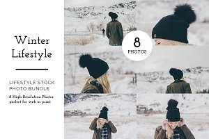 Woman in Winter - Lifestyle Bundle
