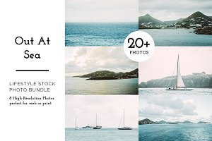 Out at Sea Photography Bundle