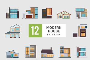Residential House Building Pack