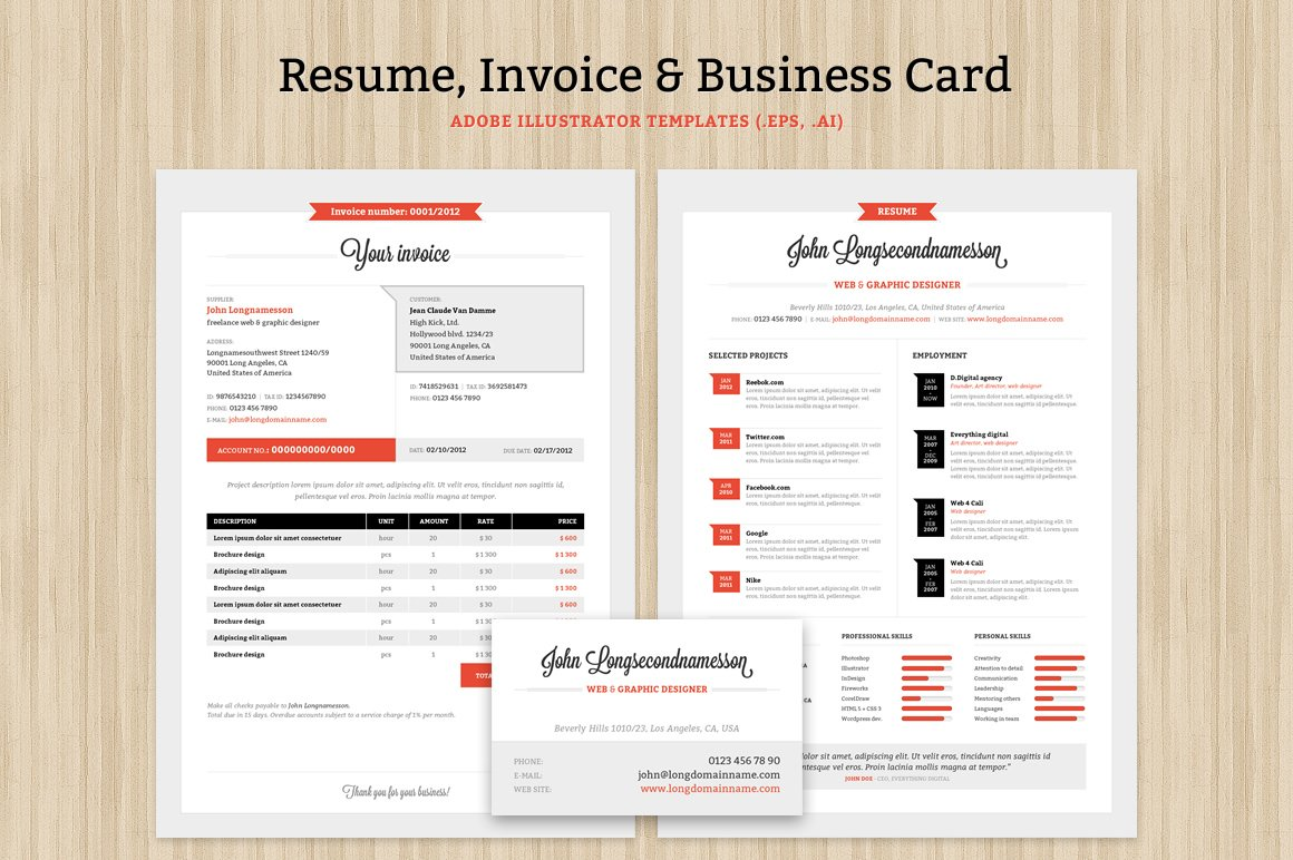 how to make resume business cards free professional