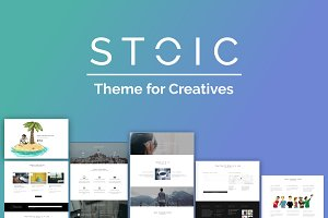 Stoic | Multipurpose WordPress Theme