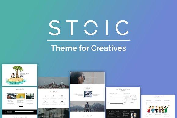 Stoic Multipurpose WordPress Theme