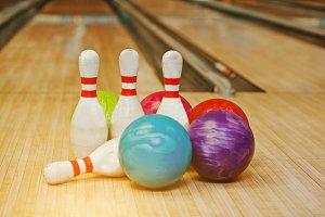 Bowling theme