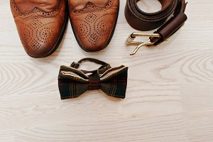 Men's casual outfits with accessorie