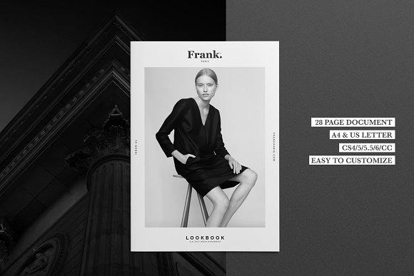 Frank Paris Lookbook