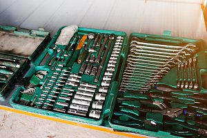 et of wrench spanners tools