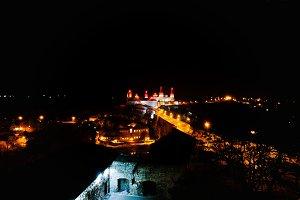 castle Kamyanets-Podilsky