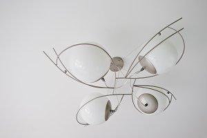 Chandelier, lamp, bulb