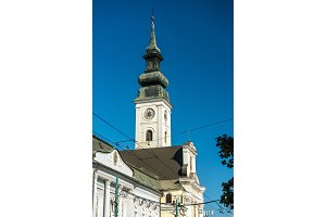 Cathedral of St John the Baptist in Presov, Slovakia