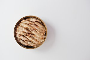 tin can sprats