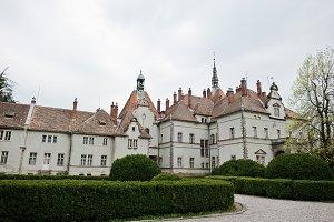 Schonborn hunting castle