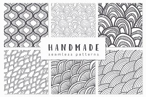 Handmade Seamless Patterns