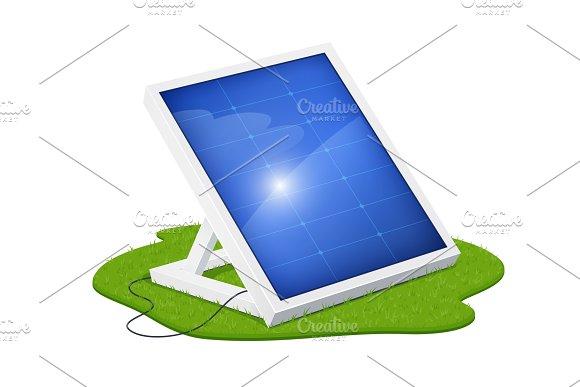 Solar Panel For Alternative Energy