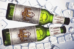 Beer Mock-up 24