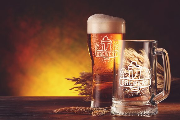 Beer Mock-up 14
