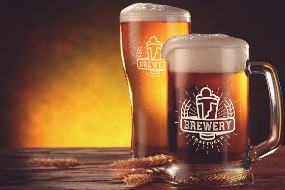 Beer Mock-up 13