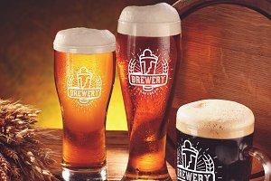 Beer Mock-up 12