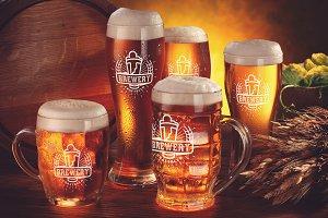 Beer Mock-up 11