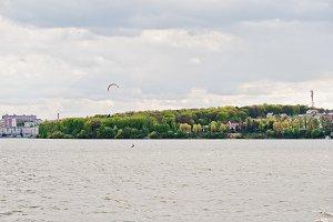 Air water sports